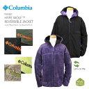 [2020秋冬新作] コロンビア フリース ジャケット COLUMBIA PM3837 Hype Wolf Reversible Jacket ハイプウルフ リバーシブル ジャケット シャギー フリー