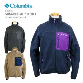 [ウィンターセール開催中] [2020秋冬新作][20%OFF!] コロンビア フリース ジャケット アウター COLUMBIA PM3846 Sugar Dome Jacket シュガードームジャケット