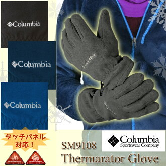 COLUMBIA Colombia SM9108 Thermarator Glove サーマレイターグローブ gloves fleece