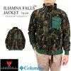 COLUMBIA Colombia X JACKALL jackal PM1654 ILIAMNA FALLS JACKET イリアムナフォールズジャケットフリースメンズ