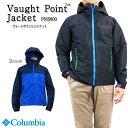 6f606b5349 Columbian jacket mountain parka COLUMBIA PM5600 VAUGHT POINT JACKET  ヴォートポイントジャケットレインウェア VIZZAVONA PASS ヴィザヴォナパス