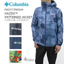 e3717776fb Columbian jacket mountain parka COLUMBIA PM3644 PM3377 Hazen Patterned  Jacket パターンドヘイゼンジャケットレインウェア