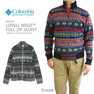 COLUMBIA Colombia PM1429 LOVELL RIDGE FULL ZIP JACKET Lavelle ridge full zip jacket fleece men