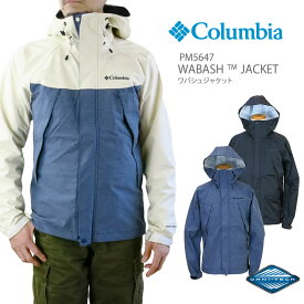 【30%OFF!】コロンビア ジャケット マウンテンパーカー COLUMBIA PM5647 WABASH JACKET ワバシュジャケット レインウェア