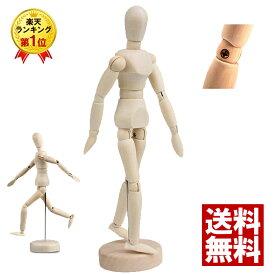 14関節で多彩なポーズが可能 インテリア デッサン 人形 木製 20cm 置物 デッサン人形 モデル人形 デッサンドール ポージング人形 絵コンテ まんが画材 インテリア小物 画材 ポージング モデル 漫画