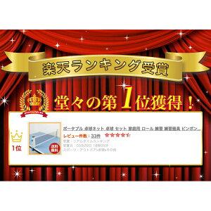 【着後レビューで送料無料】【Takaichi】ホータブル卓球ネット