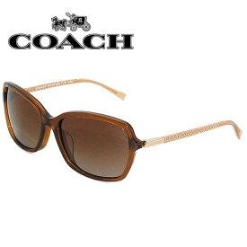 コーチ COACH サングラス アジアンフィット UVカット レディース [0HC8152F-5328T5]
