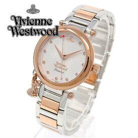 ヴィヴィアンウエストウッド Vivienne Westwood レディース 腕時計 [VV006SLRS]