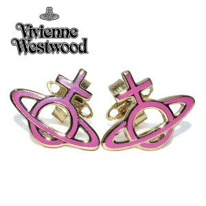 ヴィヴィアンウェストウッド Vivienne Westwood ピアス ORNELLA BAS RELIEF EARRINGS [62010113-R159-IM]