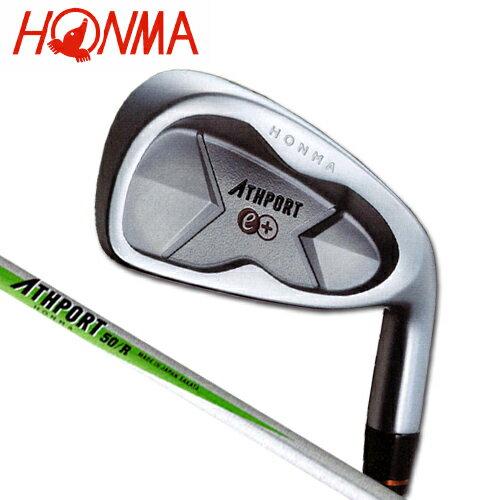 本間ゴルフ(ホンマ) アスポートe+単品アイアン(#4/R)ATHPORT50 カーボンシャフト [HONMA ATHPORT e+ #4 IRON]