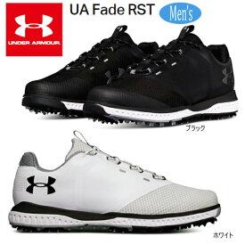 アンダーアーマー Fade RST ソフトスパイク ゴルフシューズ 3000399 [UNDER ARMOUR Fade RST Soft Spikes Golf Shoes]USモデル
