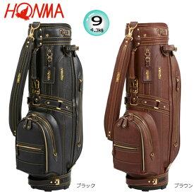 本間ゴルフ(ホンマ) 9型(4.3kg) クラシック モデル キャディバッグ CB-1904 [HONMA CLASSIC MODEL CADDIE BAG]