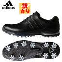 【訳あり】アディダス アディピュア ティーピー ソフトスパイク ゴルフシューズ Q44674[adidas adipure TP Soft Spikes Golf Shoes] UKモデル