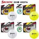 【2019年USモデル】ダンロップ スリクソン Z-STAR 6 シリーズ ゴルフボール 1ダース(12個入) [DUNLOP SRIXON Z-STAR 6…