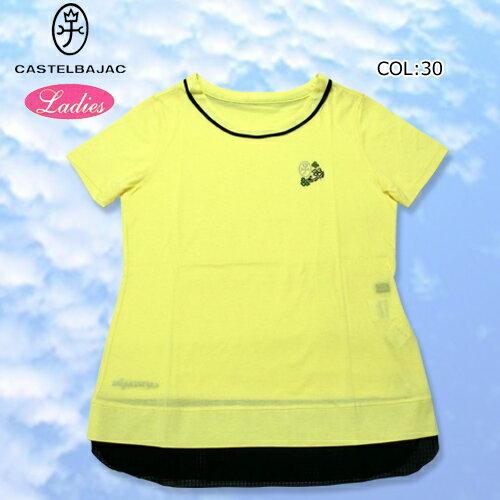 【CASTELBAJAC】カステルバジャック22570-406 レディース Tシャツ