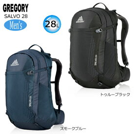 グレゴリー (GREGORY) サルボ 28 メンズ バックパック 91597 ベンチレーション・ハイキング・ディパック [GREGORY SALVO 28 men's BACKPACKING PACK VENTILATED HIKING] USモデル