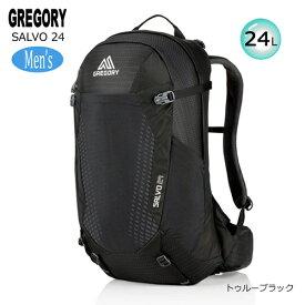 グレゴリー (GREGORY) サルボ 24 メンズ バックパック 91596 ベンチレーション・ハイキング・ディパック [GREGORY SALVO 24 men's BACKPACKING PACK VENTILATED HIKING] USモデル