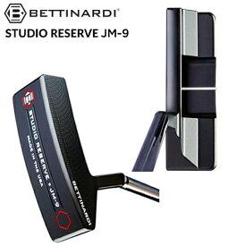 ベティナルディ 2019年 スタジオリザーブ JM-9 パター (34インチ) RJB026148 [BETTINARDI 2019 STUDIO RESERVE JM9 PUTTER RJB026148]