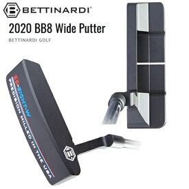 ベティナルディ 2020年 BB8 ワイド パター (スタンダード グリップ) [BETTINARDI 2020 BB8 WIDE PUTTER (STANDARD GRIP) ] USモデル