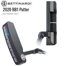 ベティナルディ 2020年 BB1 パター (スタンダード グリップ) [BETTINARDI 2020 BB1 PUTTER (STANDARD GRIP) ] USモデル