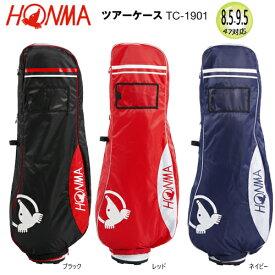 本間ゴルフ(ホンマ) ツアーワールド '19 ツアーケース (トラベルカバー) TC-1901 (8.5-9.5型/47インチ対応) [HONMA '19 TOUR CASE (TRAVEL COVER)]