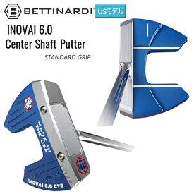 ベティナルディ(BETTINARDI) '20 イノベイ6.0(INOVAI 6.0) センターシャフト パター (Center Shaft) スタンダード グリップ USモデル