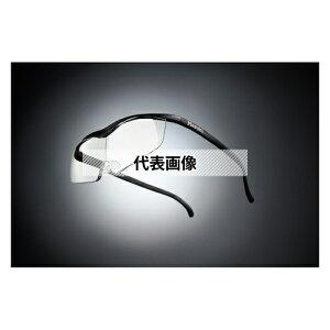 HAZUKI COMPANY Hazuki メガネ型拡大鏡 ハズキルーペ ラージ クリアレンズ 1.32倍 黒