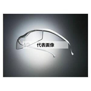 HAZUKI COMPANY Hazuki メガネ型拡大鏡 ハズキルーペ コンパクト クリアレンズ 1.32倍 白