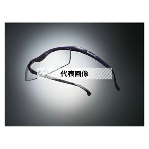 HAZUKI COMPANY Hazuki メガネ型拡大鏡 ハズキルーペ コンパクト クリアレンズ 1.32倍 紫