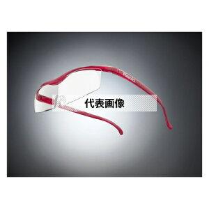 HAZUKI COMPANY Hazuki メガネ型拡大鏡 ハズキルーペ コンパクト クリアレンズ 1.32倍 ルビー
