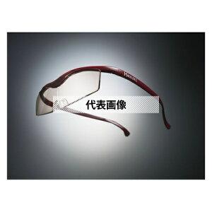 HAZUKI COMPANY Hazuki メガネ型拡大鏡 ハズキルーペ コンパクト カラーレンズ 1.32倍 赤