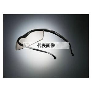 HAZUKI COMPANY Hazuki メガネ型拡大鏡 ハズキルーペ コンパクト カラーレンズ 1.85倍 黒