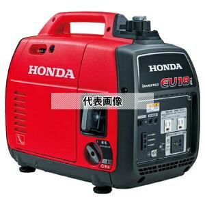 HONDA(本田技研) 正弦波 インバーター 搭載 発電機 EU EU18i JN 非常 アウトドア 防災 軽量 並列運転機能 超低騒音 1.8kVA パワフル