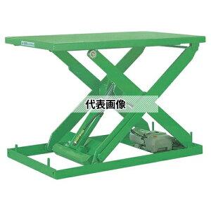 スギヤス 固定式テーブルリフト(油圧駆動タイプ)-NX X11224-B[送料別途お見積り]