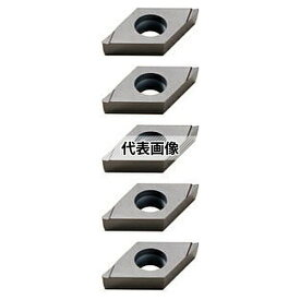 東洋アソシエイツ Mr.Meister 小型工作機械用切削バイト用チップ(5個入) (66739) (仕上)超硬菱形チップ(5ケ)中ぐり用