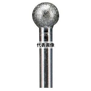 東洋アソシエイツ Mr.Meister 小型電動工具用ダイヤモンドビット (27652) MC ダイヤモンドビット(G) 球状型3.0x6.0mm