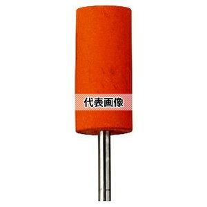 東洋アソシエイツ Mr.Meister 小型電動工具用セラミックポイント (28115) マイスターカッター・セラミックポイント筒型(橙)#500
