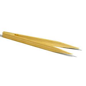 オリジナル 竹製 ピンセット【水槽/熱帯魚/観賞魚/飼育】【生体】【通販/販売】【アクアリウム/あくありうむ】