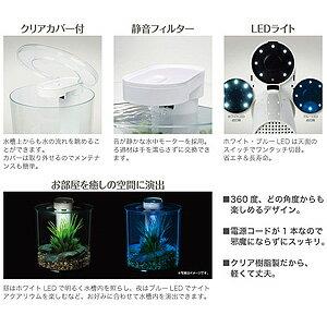GEXアクア360アール【水槽熱帯魚観賞魚飼育】