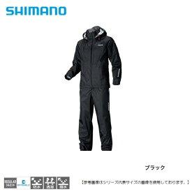 シマノ DSベーシックスーツ ブラック L [アパレル]