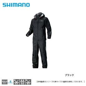 シマノ DSベーシックスーツ ブラック XL [アパレル]