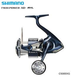 【4月入荷予定・予約商品】シマノ 21ツインパワー XD C5000XG 同梱不可、入荷次第発送 送料無料 [リール]