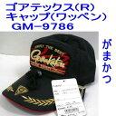 《がまかつ》ゴアテックス(R) キャップ(ワッペン) GM-9786 Lサイズ