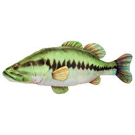 【バス プロ ショップス】 抱き枕 / ジャイアントピロー / Giant Stuffed Fish for Kids - Bass
