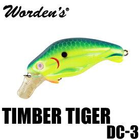 【ワーデンス】 ティンバー タイガー DC-3 / Timber Tiger DC-3