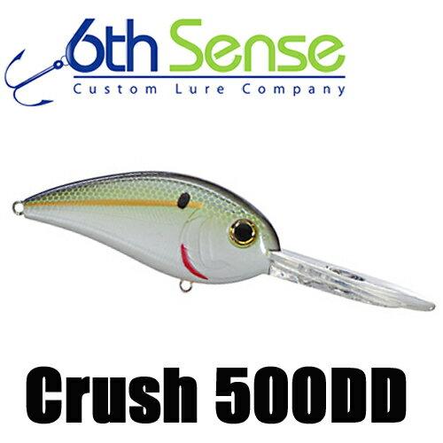 【シックス センス】 クラッシュ 500DD / CRUSH 500DD