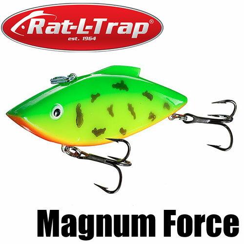 【ビル ルイス】 ラトル トラップ マグナム フォース / Rat-L-Trap Magnum Force