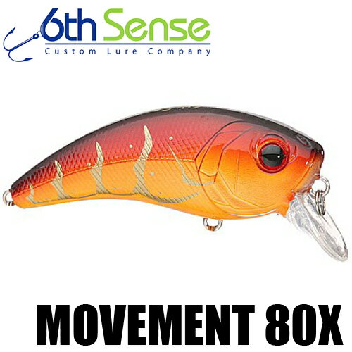 【シックス センス】 ムーブメント 80X / Movement 80X