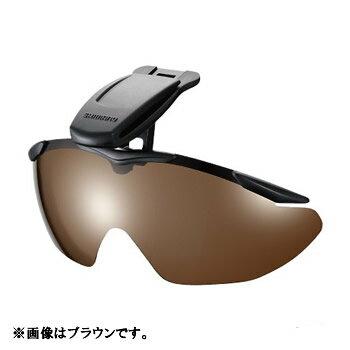 シマノ キャップクリップオングラス HG-002N (サングラス 偏光グラス)