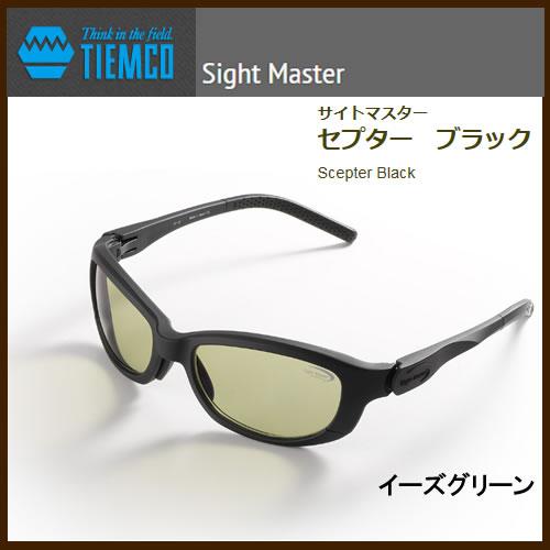 ティムコ サイトマスター セプター ブラック (サングラス 偏光)